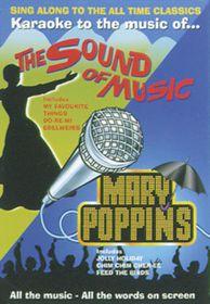 Sound of Music/Poppins Karaoke - (Import DVD)