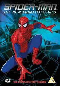 Spider-Man: The Animated Series - Complete Season 1 (DVD)