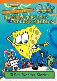 Spongebob Nautical Nonsense (DVD)