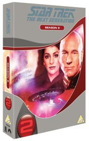 Star Trek: The Next Generation Series 2 (DVD)