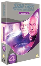 Star Trek: The Next Generation - Series 4 - (Import DVD)