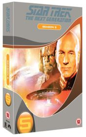 Star Trek: The Next Generation - Series 5 - (Import DVD)