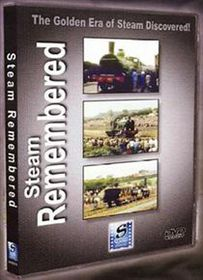 Steam Remembered - (Import DVD)