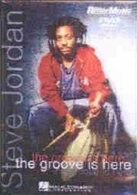Steve Jordan-Groove Is Here - (Import DVD)