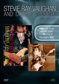 Vaughan Stevie Ray & Double Trouble - Live From Austin, Texas (DVD)