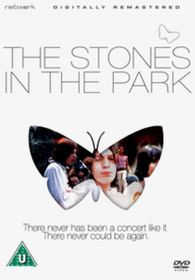 Stones In the Park - (Import DVD)