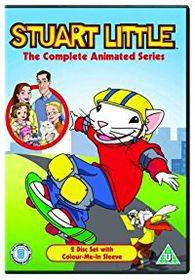 Stuart Little - The Complete Animated Series (DVD)