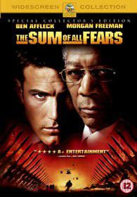 The Sum Of All Fears - Special Collector's Edition (DVD)