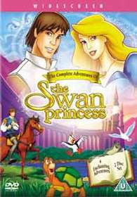 The Complete Adventures Of The Swan Princess (DVD)