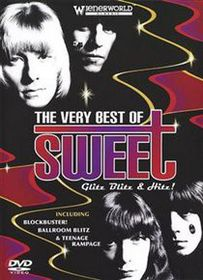 Sweet-Glitz,Blitz & Hitz - (Import DVD)