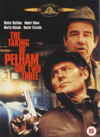Taking of Pelham 123 (1974) - (Import DVD)