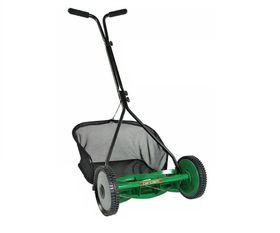 Tandem - Push Mower With Grassbox - 16 Inch