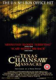 Texas Chainsaw Massacre (DVD)