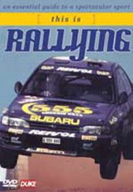 This Is Rallying - (Import DVD)