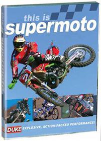 This Is Supermoto - (Import DVD)