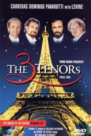 Three Tenors-Live In Paris - (Import DVD)