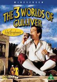 The 3 Worlds Of Gulliver (DVD)