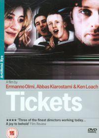 Tickets - (Import DVD)