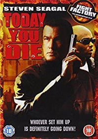 Today You Die (DVD)