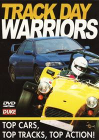 Track Day Warriors - (Import DVD)