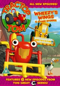 Tractor Tom - Wheezy's Wings - (Import DVD)