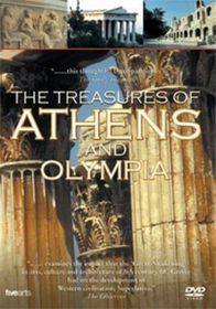 Treasures of Athens - (Import DVD)