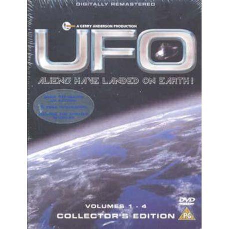 UFO: Episodes 1-13 (Box Set)(DVD)
