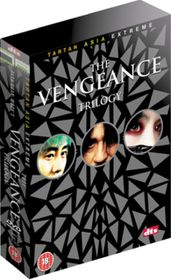 Vengeance Trilogy Box Set (6 Discs) - (Import DVD)
