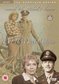 We'll Meet Again Box Set (4 Discs) - (Import DVD)