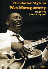 Wes Montgomery-Guitar Style - (Import DVD)
