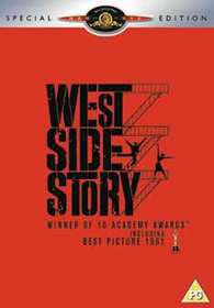 West Side Story [Special Edition] (DVD)