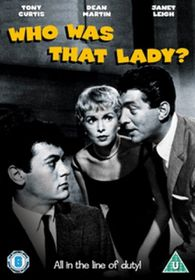 Who Was That Lady? - (Import DVD)