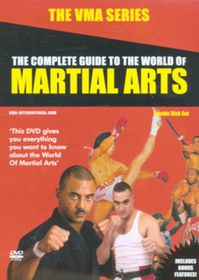 World of Martial Arts-Complete (2 Discs) - (Import DVD)