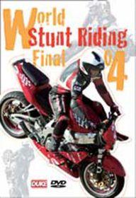 World Stunt Riding Final 2004 - (Import DVD)