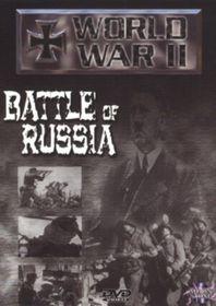 World War Ii-Battle of Russia - (Import DVD)