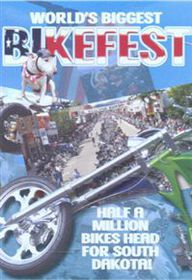 World's Biggest Bikefest - (Import DVD)