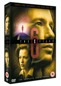 X Files - Complete Series 6 - (Import DVD)