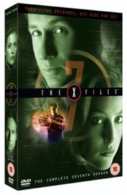 X Files - Complete Series 7 - (Import DVD)