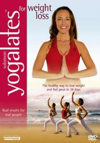 Yogalates For Weight Loss - (Import DVD)