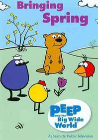 Peep and The Big Wide World:Bringing - (Region 1 Import DVD)