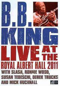 Bb King:Live at The Royal Albert Hall - (Region 1 Import DVD)