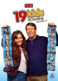 19 Kids and Counting Season 4 - (Region 1 Import DVD)