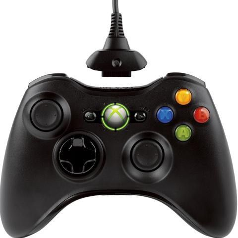 Official Xbox 360 Wireless Controller (black) With Play And Charge ...