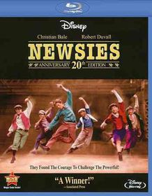 Newsies (20th Anniversary Edition) - (Region A Import Blu-ray Disc)