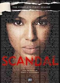 Scandal:Complete First Season - (Region 1 Import DVD)