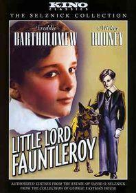 Little Lord Fauntleroy - (Region 1 Import DVD)