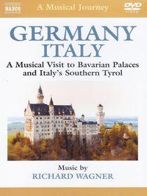 Wagner/Marchner:Musical Journey Germa - (Region 1 Import DVD)