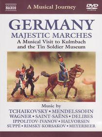 Musical Journey:Germany Majestic Marc - (Region 1 Import DVD)