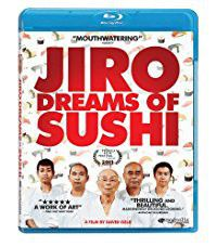 Jiro Dreams of Sushi - (Region A Import Blu-ray Disc)