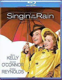 Singin in The Rain:60th Anniversary - (Region A Import Blu-ray Disc)